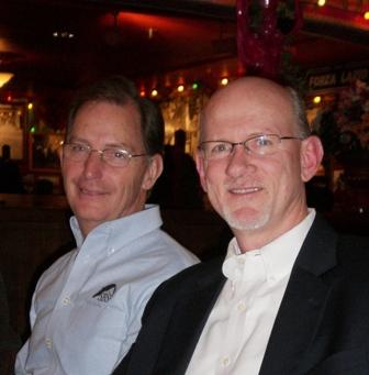 Whit & Paul