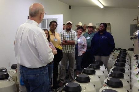 USDA Training - Tank Room