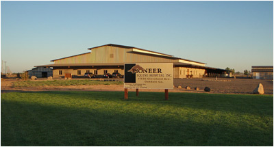Pioneer Equine Hospital_Clinic