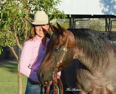 Teresa Russo_with One Roan Peptos