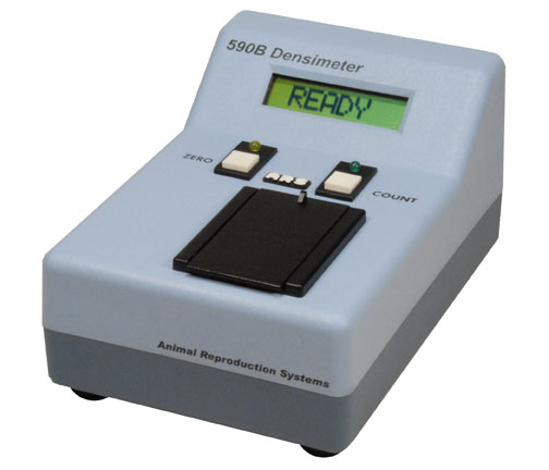 Methods to Obtain the Concentration of Sperm in A Stallion Ejaculate_ARS Densimeter591
