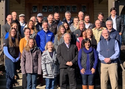 2018 SBS Annual Meeting Group Photo